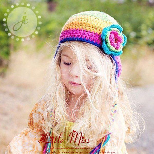 Very cute crochet hat from aliexpress