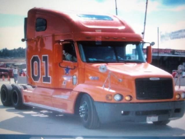 General Lee Freightliner Trucks Freightliner Cummins
