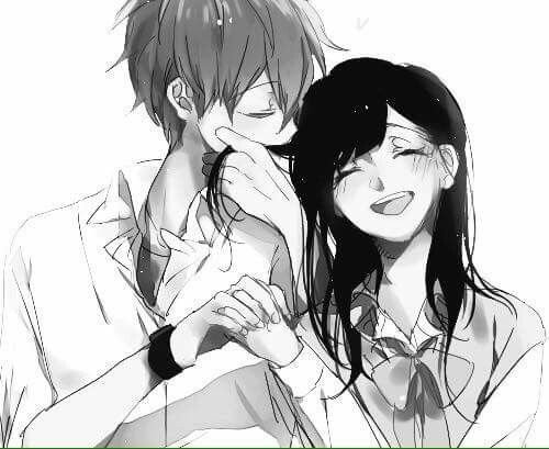 I Love The Way Boy Smell Girl Hair And Some How It Make Me A Little Bit Shy Happy