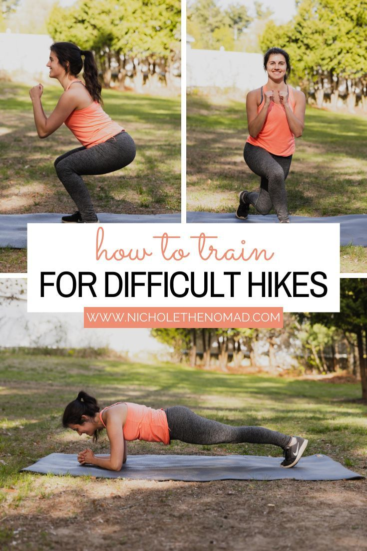 10 At-Home Exercises to Train to Hike