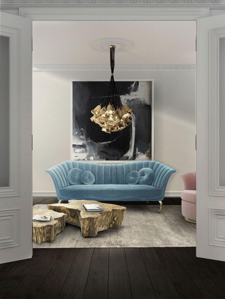 Top 6 Modern Sofas Exhibitors At Maison et Objet 2017 You Must Visit | M&O. Velvet Sofa. #modernsofas #maisonetobjet #maisonobjet #velvetsofa Read more: http://modernsofas.eu/2016/12/15/modern-sofas-exhibitors-maison-objet-2017-visit/