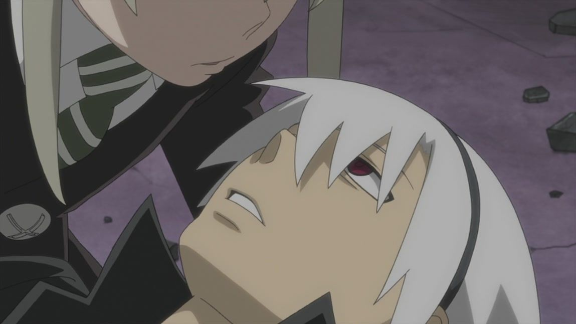 soul eater maka and soul kiss episode - Google Search ...