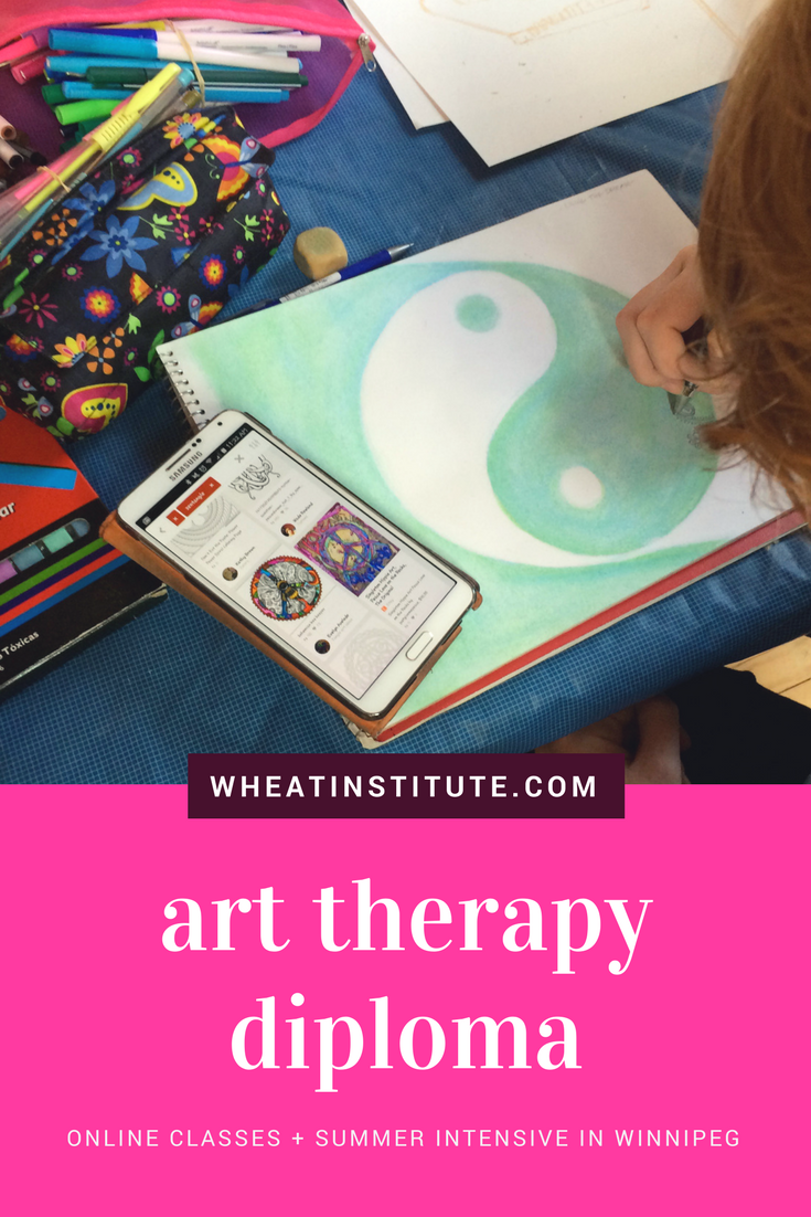 Art therapy provides an alternative, cooperative and ...