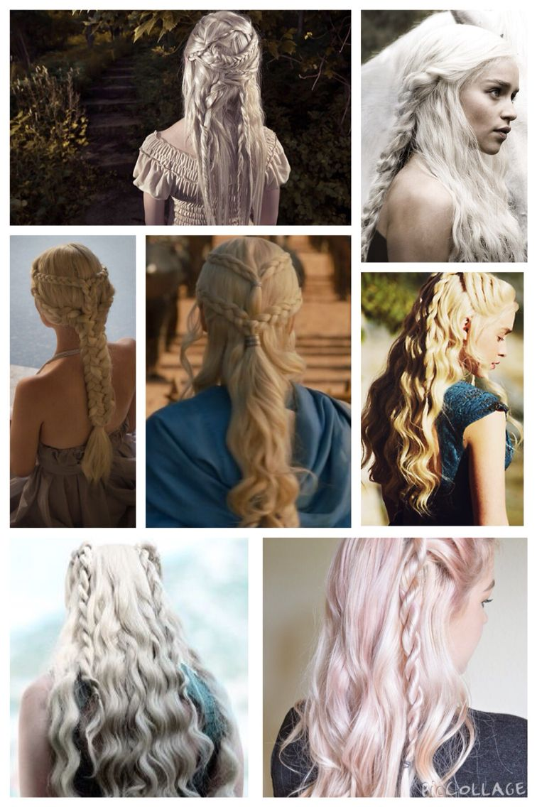 Pin By Suzy Martinas On Hairstyles Game Of Thrones Hair Styles