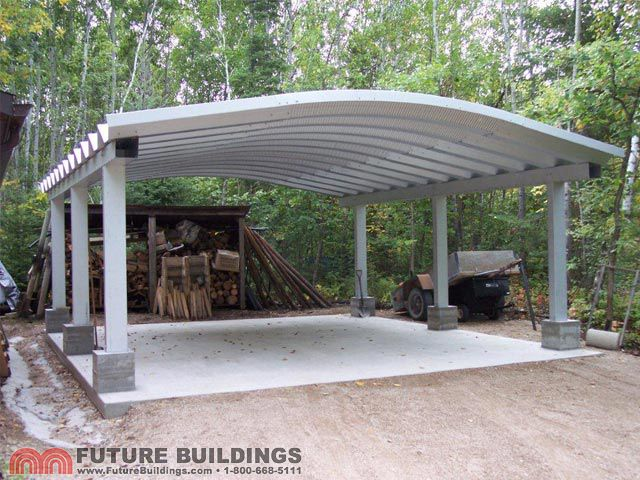 metal carport kits steel shelters by future buildings future buildings great pinterest. Black Bedroom Furniture Sets. Home Design Ideas