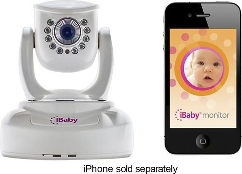 iHealth iBaby Monitor for Apple® iPhone®, iPod® touch