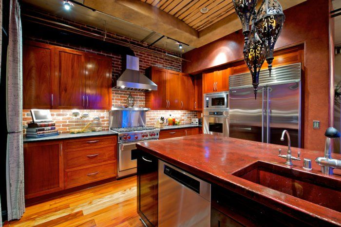 La Deco Loft New Yorkais En 65 Images Lofts