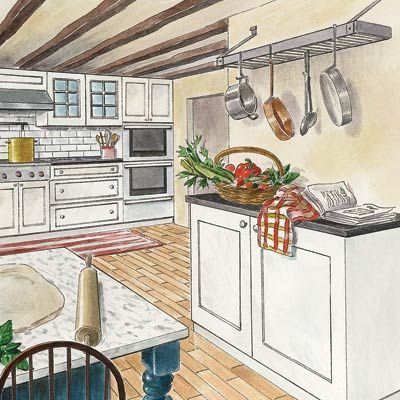 Creating a Kitchen for the Modern-Day Homesteader