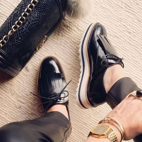 Step into fall with some cool and fashionable shoes. The autumn months are…