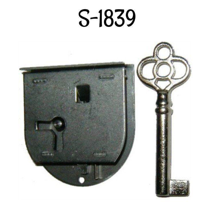 Half Mortise Drawer Or Right Hand Door Lock Door Locks Mortising Lock