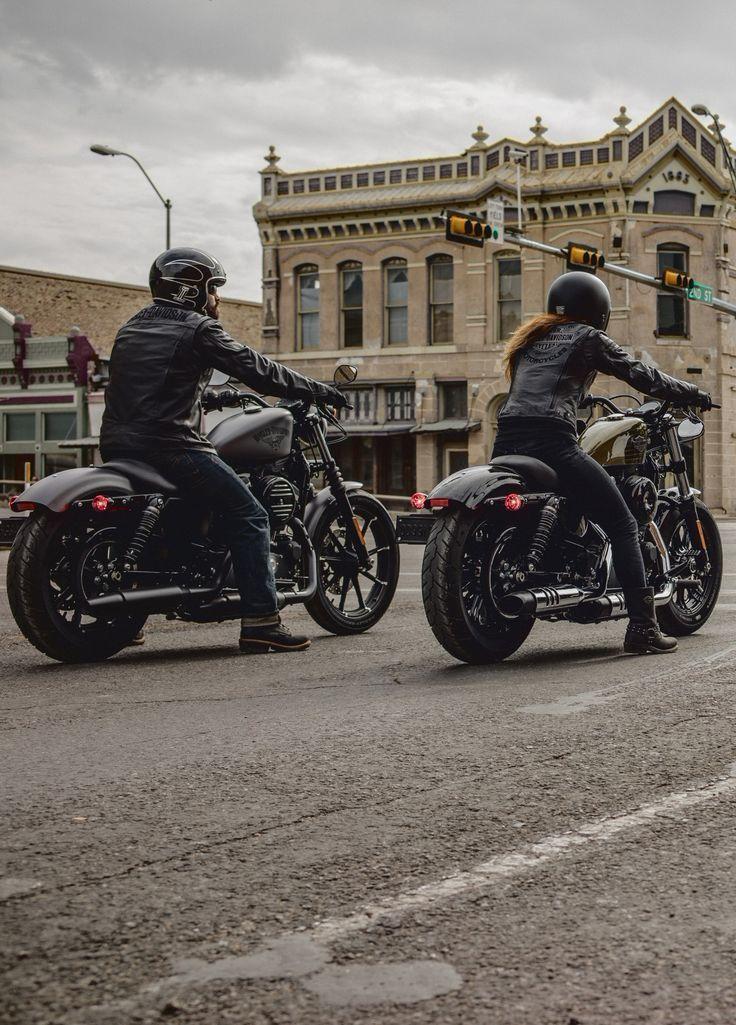 18+ Awe-Inspiring Harley Davidson Sportster Saddlebags Ideas