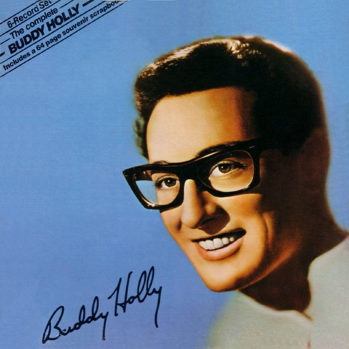 The Complete Buddy Holly (sadly never released on CD)