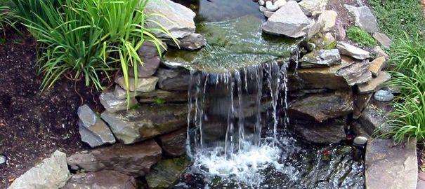 Faire un bassin de jardin japonais, bassins jardin, faire soi même