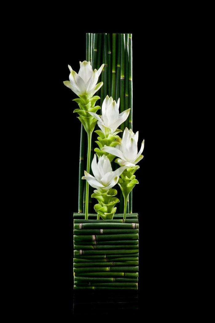 l 39 art floral moderne jolis arrangements de fleurs fra ches id e centre de. Black Bedroom Furniture Sets. Home Design Ideas