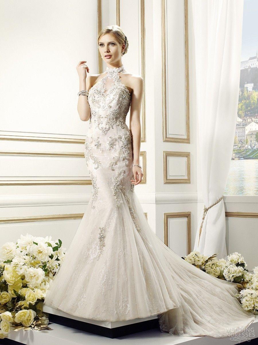 Halter style wedding dresses  wedding dresses for   valstefanibridalspringstyle