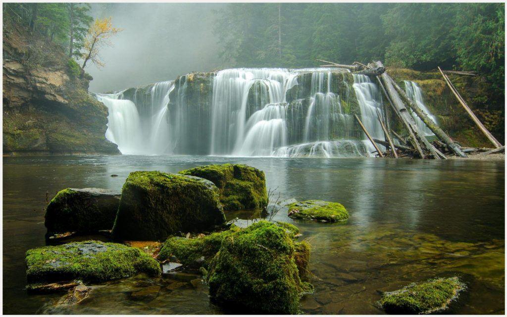 Waterfall Wallpaper Hd Natural Waterfall Wallpaper Hd Waterfall Hd Wallpaper 1600x900 Waterfall Hd Wallpap Waterfall Wallpaper Waterfall Natural Waterfalls