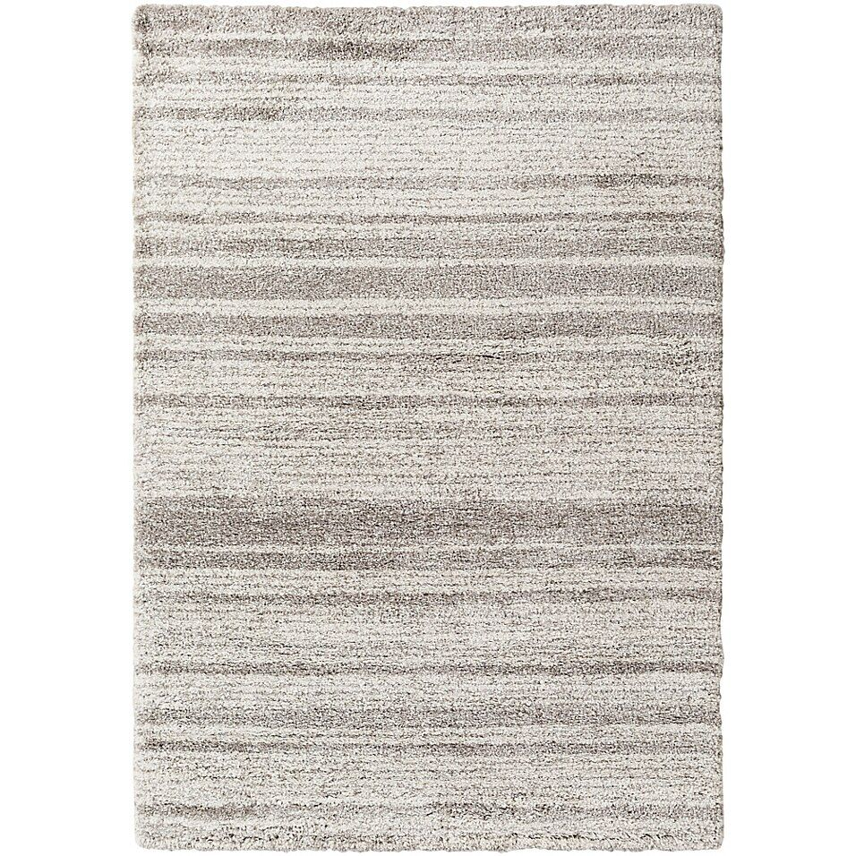 Surya Wilder Shag Rug In Taupe White Bed Bath Beyond Art Of Knot Indoor Area Rugs Industrial Area Rugs