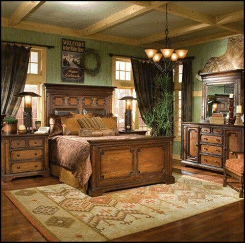 Rustic Mexican Decor Bedroom, Mexican Bedroom Furniture