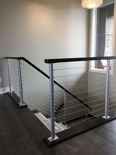 Best Cable Deck Railing Wire Railing Mailahn Innovation 400 x 300