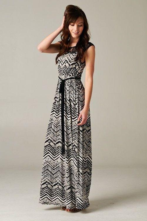 Vestidos longos: conselhos de amiga | Vestido do Dia on imgfave
