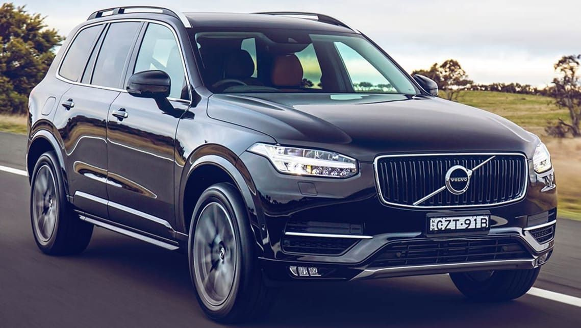 Volvo Xc90 2015 Review Carsguide For Volvo Suv 32650 With