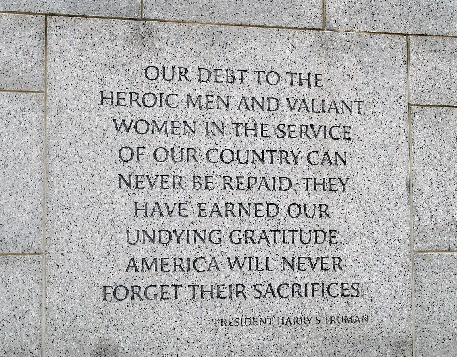 Quotes Arlington National Cemetery