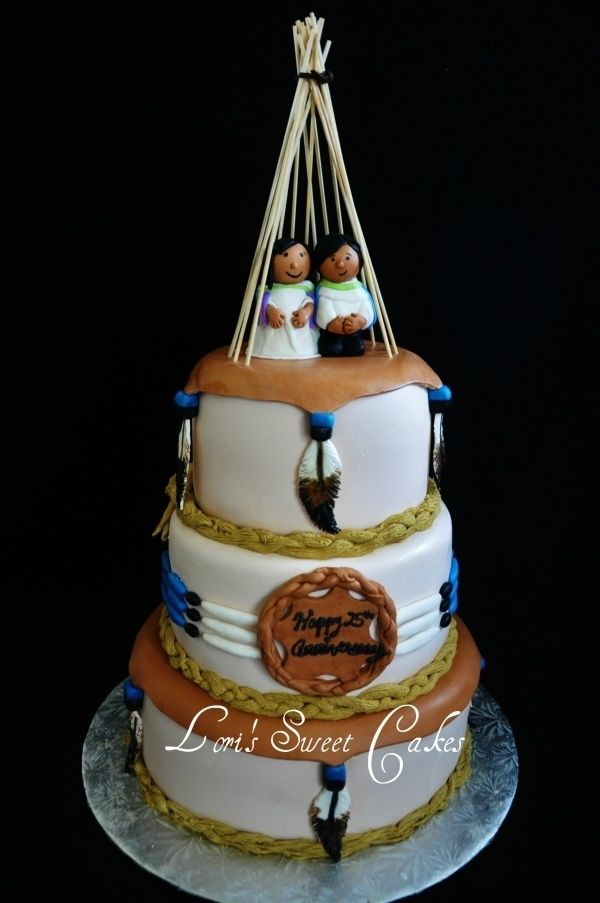native american wedding cake toppers Yahoo Image Search Results