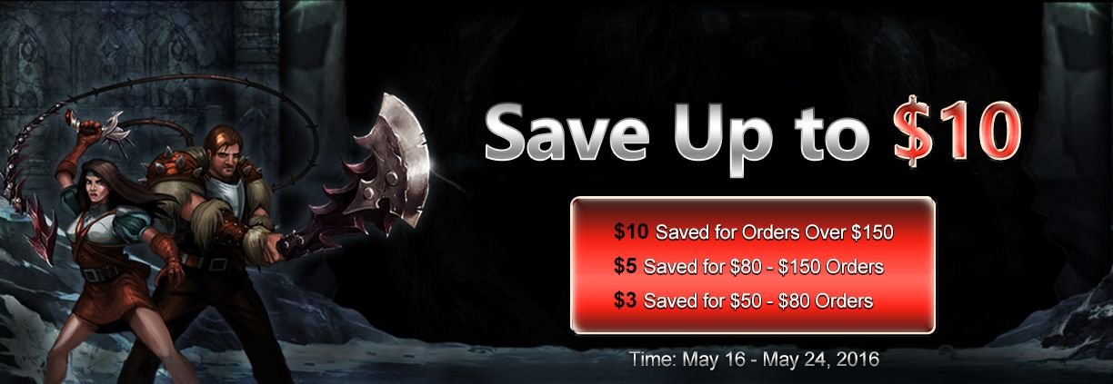 Save up to $10 automatically when you buy runescape gold on rsorder.com.  $10 will be automatically saved when you meet our requirements. #RSorder