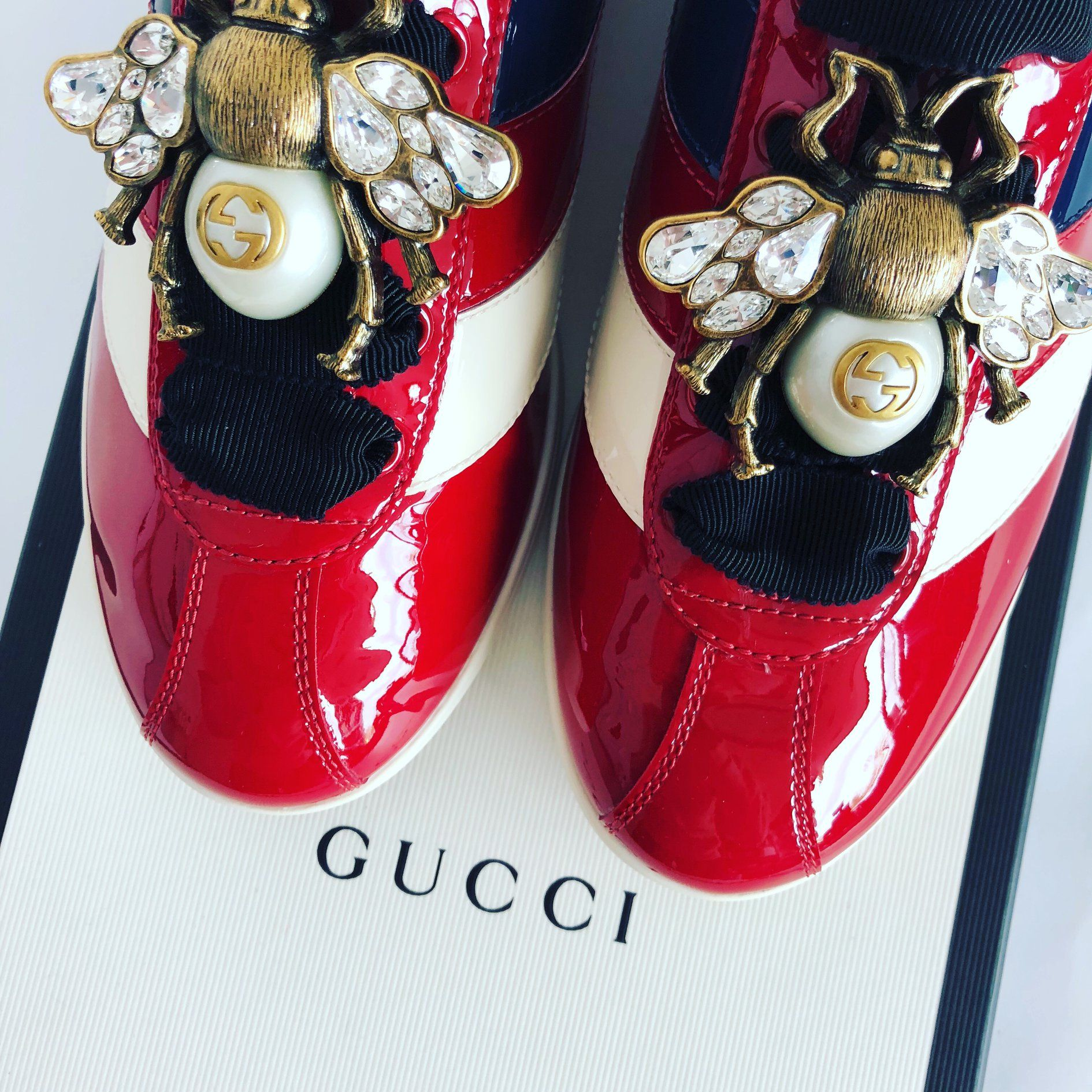 Buty Gucci Gucci Shoes Wedding Sneaker