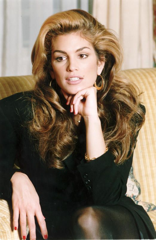 Cindy Crawford Young Model