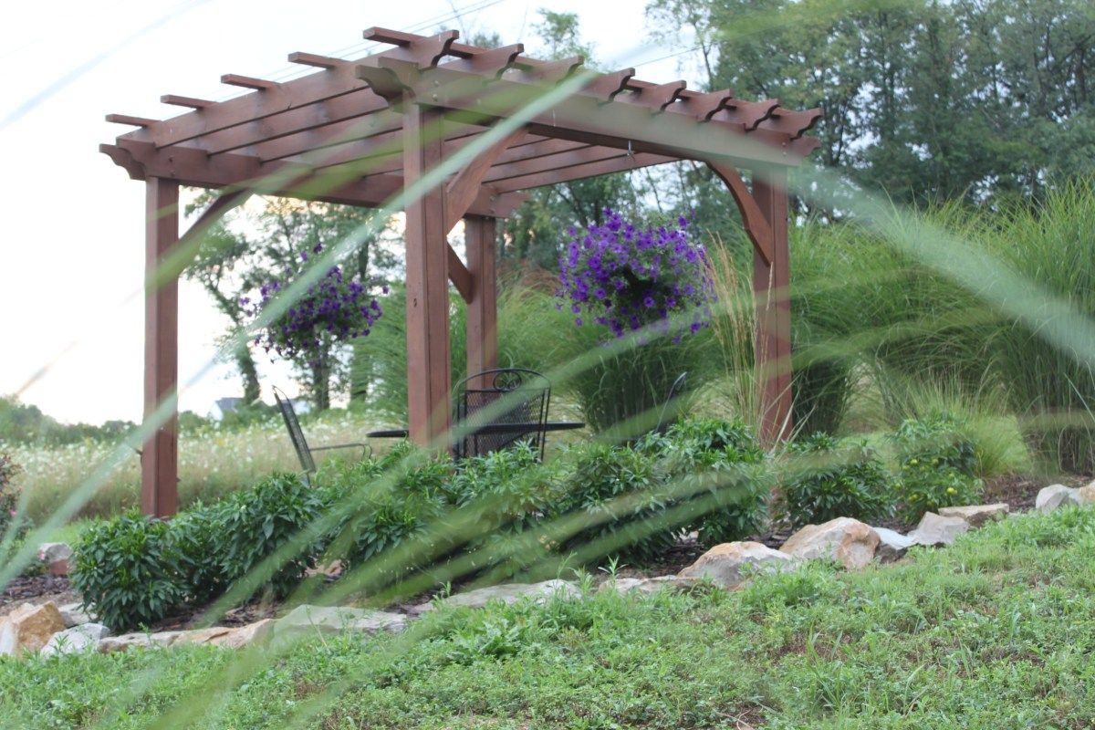 The secrets to building a beautiful pergola without breaking the