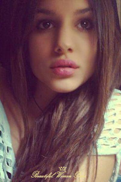Pretty Greek Girl