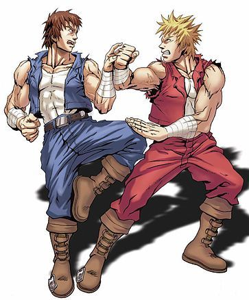 Billy And Jimmy Lee Double Dragon Double Dragon Dragon Poses