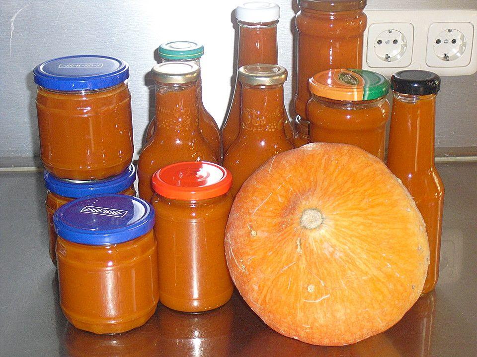 Kürbis-Paprika-Sauce - kürbissuppe rezept chefkoch