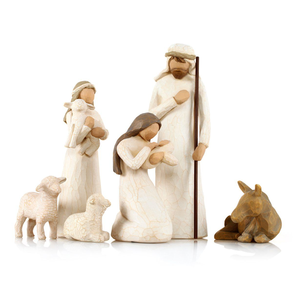 Willow Tree Six Piece Nativity Set at The Paper Store