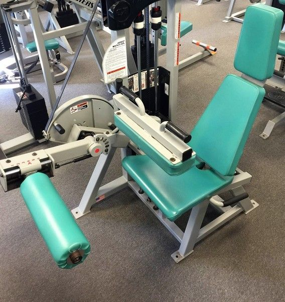 Just in Classic Body Masters CX 118 Seated Leg CurlLight