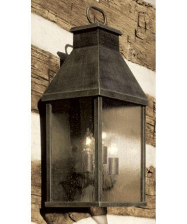 Hanover lantern cape cod large 10 inch wide 3 light outdoor wall 501 hanover lantern b25409 cape cod large 3 light outdoor wall light aloadofball Gallery