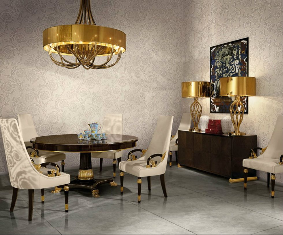 Mobili Versace ~ How to decorate your milan appartment with versace home decor