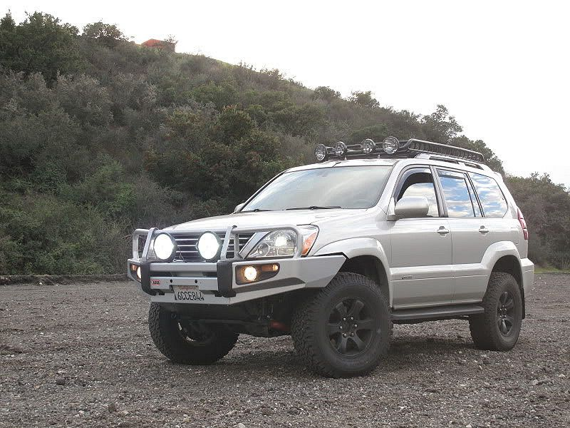 Any interest for GX470 offroad parts? - Club Lexus Forums | gx