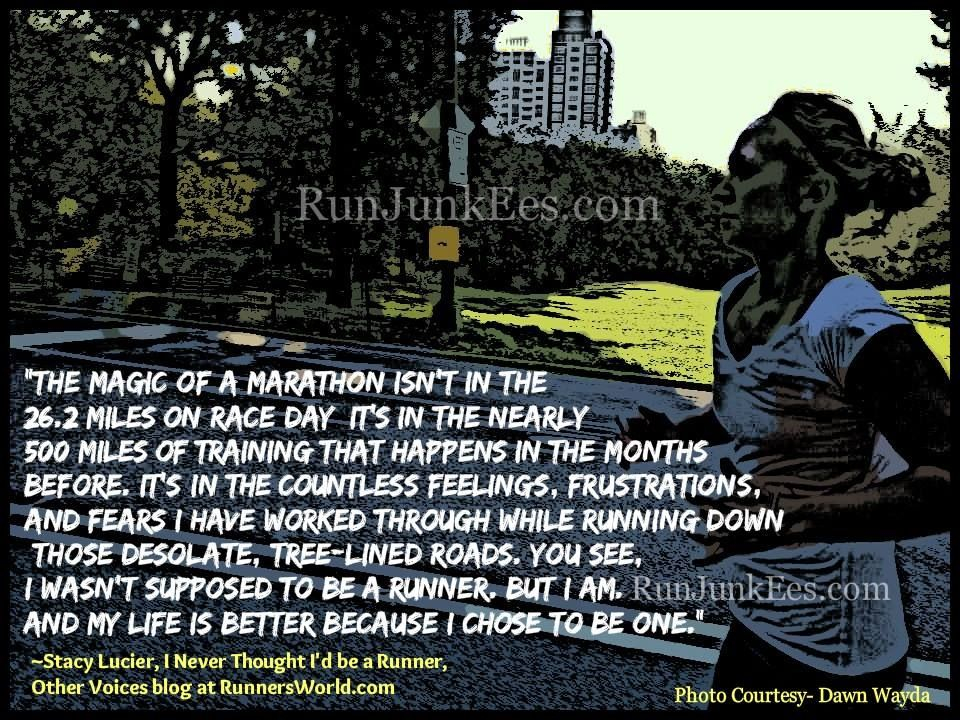 Marathon motivation @Lisa Phillips-Barton Phillips-Barton Phillips-Barton Phillips-Barton Jo Groft @nikki striefler striefler striefler striefler Workman