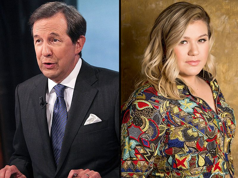 Chris Wallace on Kelly Clarkson's Weight Kelly clarkson