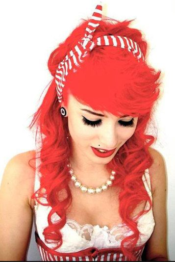 Bright red human remy hair extensions full head set by cupcakehair bright red human remy hair extensions full head set by cupcakehair 10500 pmusecretfo Gallery