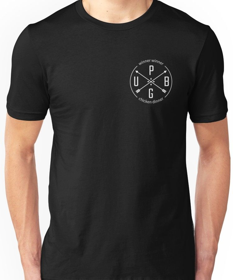 0784ea59 PUBG winner winner chicken dinner | Unisex T-Shirt | Products | T ...