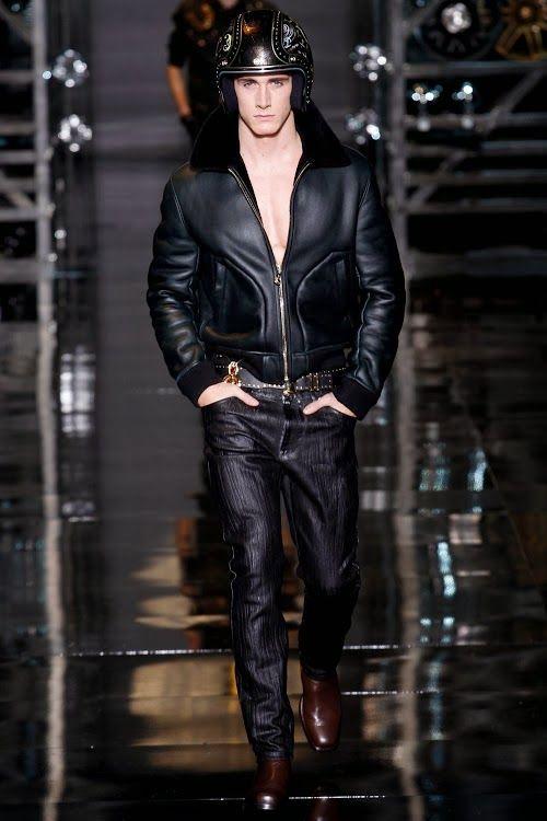 Versace AW 14-15   Fashion, Versace men, Fashion week