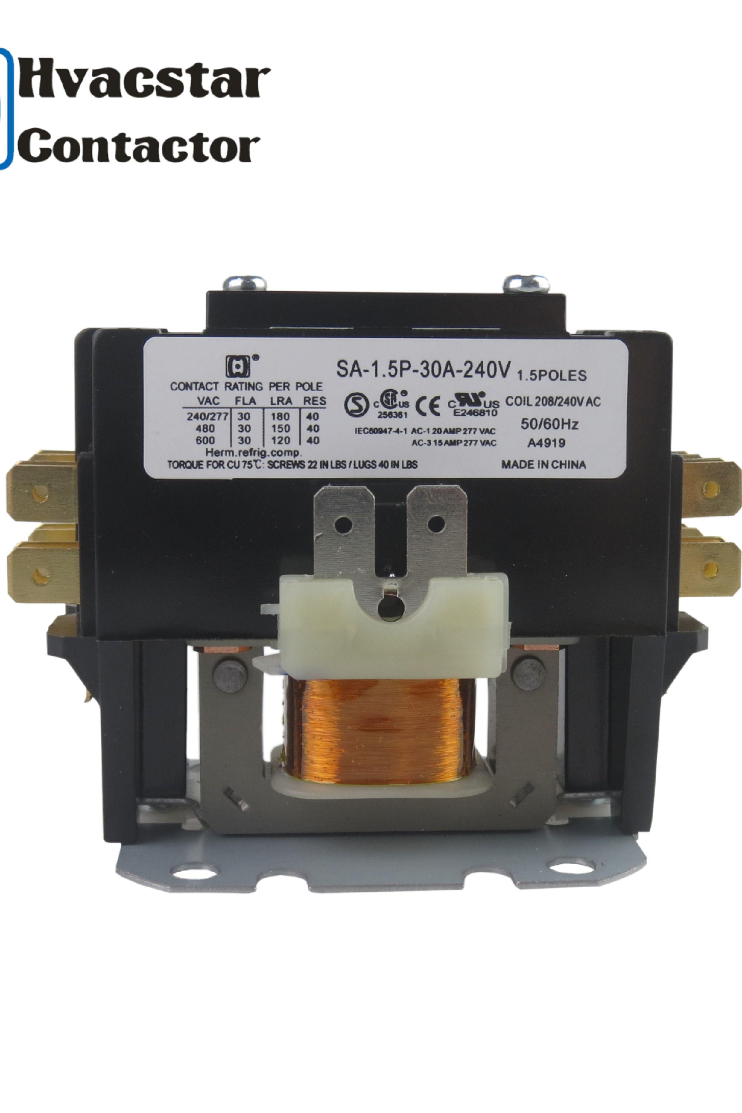 Hot Sales High Quality Ac Contactors Air Conditioner Air Conditioner Installation Hvac