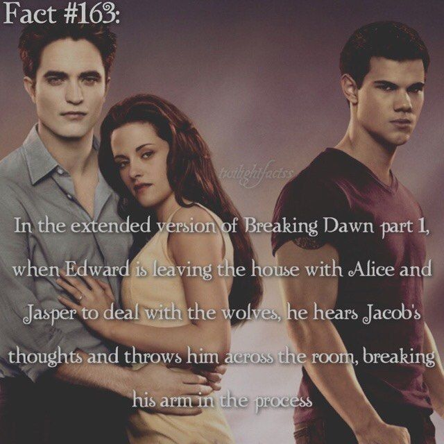 Pin by TWILIGHT BFF on TWILIGHT FOREVER | Twilight facts ...