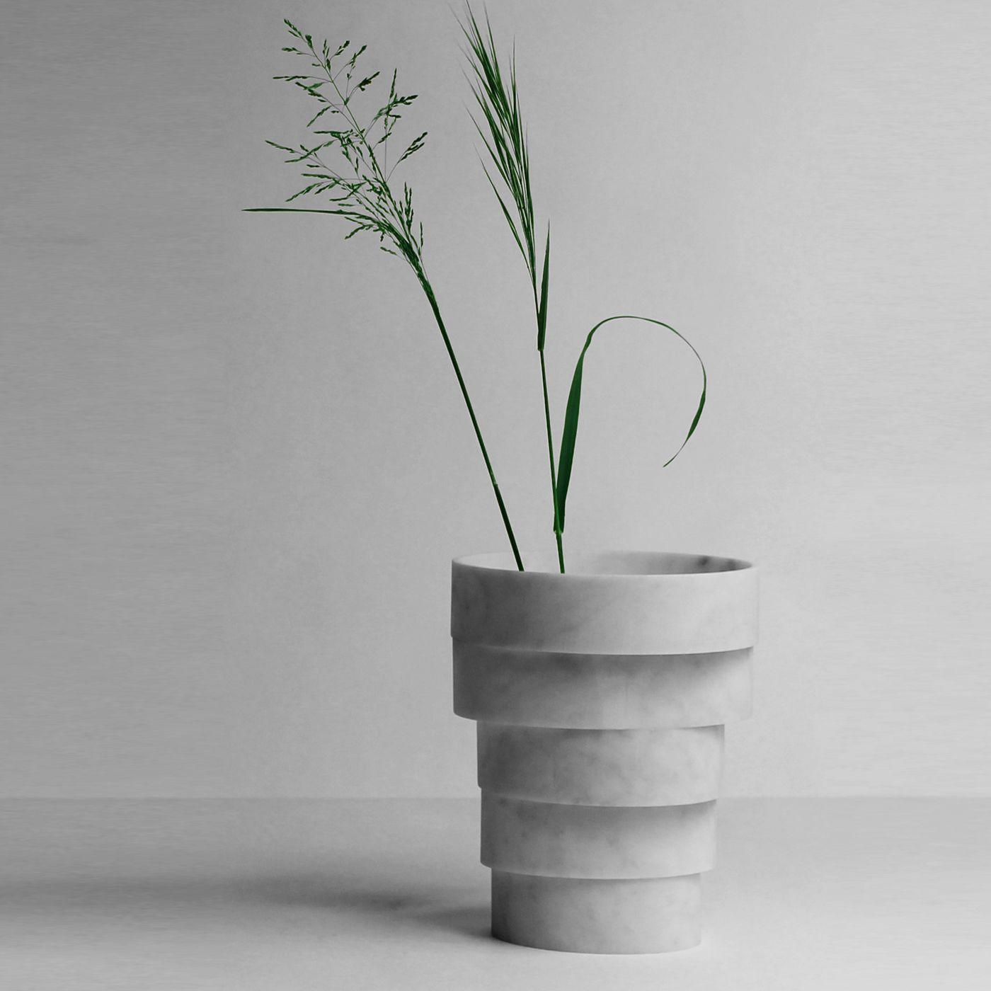 Little Gerla N°1 Marble Vase