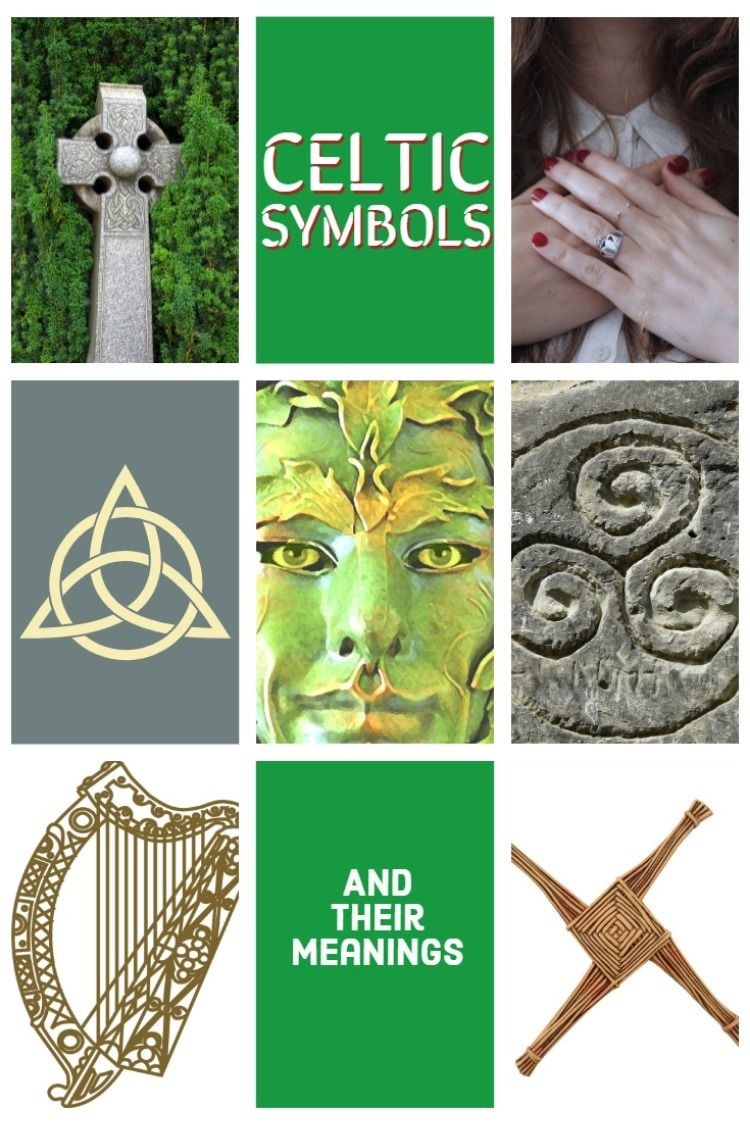 Top 10 Irish Celtic Symbols And Their Meanings (Updated