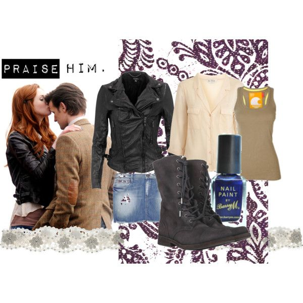 The Fashion Beauty Complex: Amy Pond Outfit, Amy Pond
