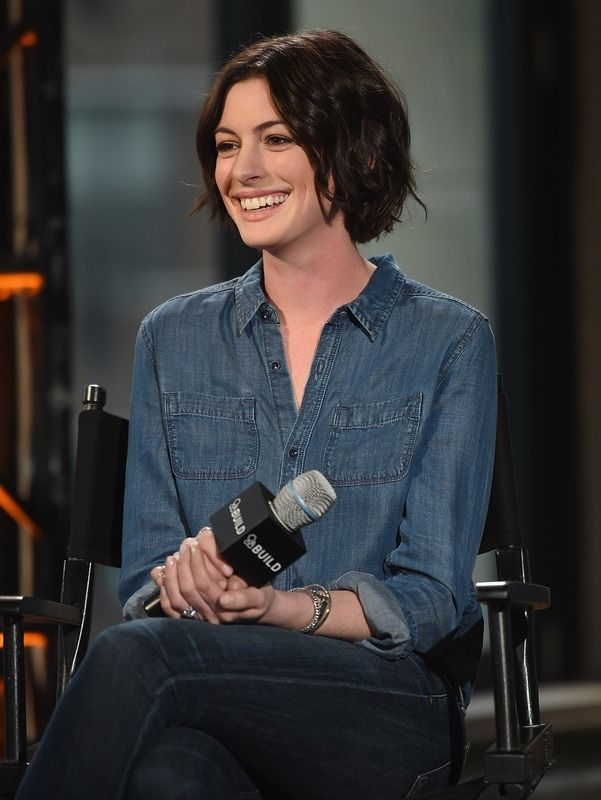 Anne Hathaway Wants To Start A Book Club With Emil